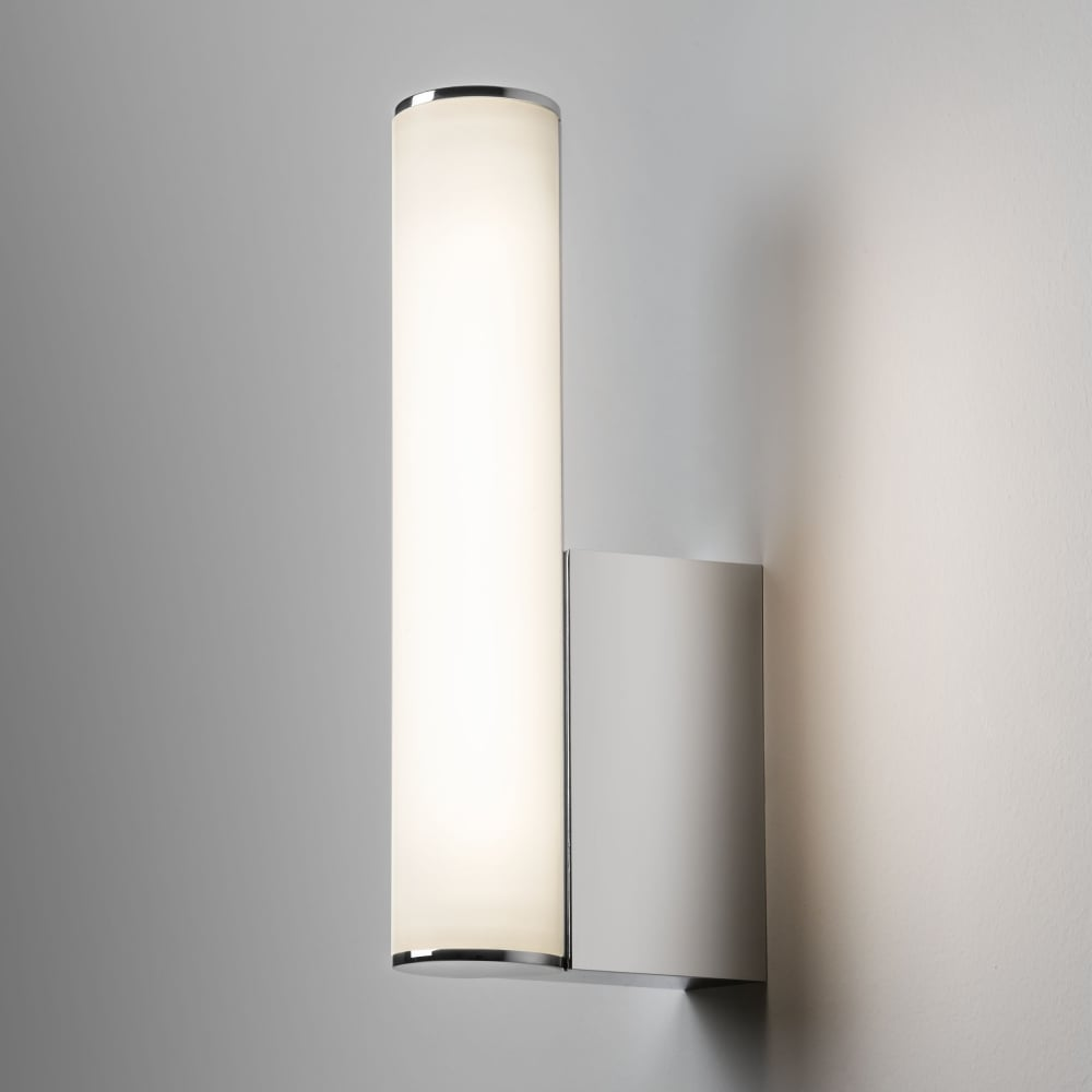 Led Bathroom Wall Lights Uk: Astro Lighting 7392 Domino LED IP44 Bathroom Wall Light In