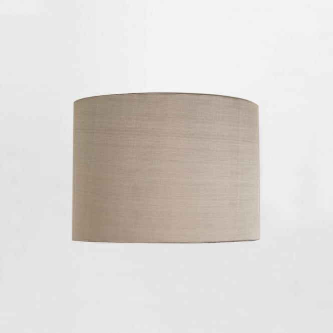 Astro Drum 200 Shade Oyster with Fabric Finish for the Ravello LED Reader