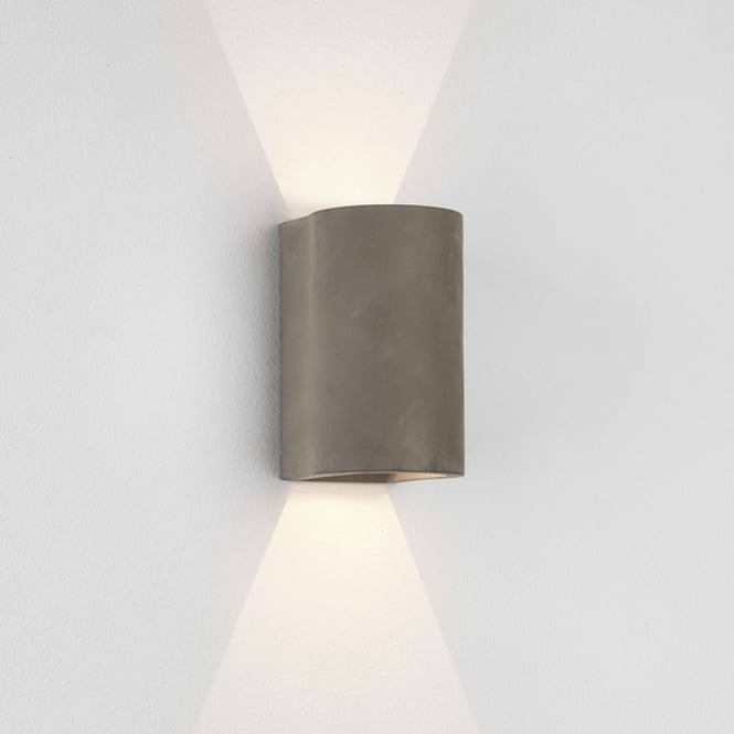lamps for bedroom astro lighting 8187 dunbar 160 led up wall light concrete 12050