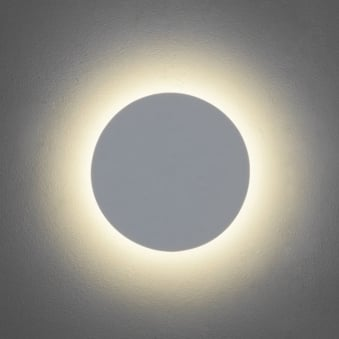 Eclipse Round 250 LED 2700k Wall Light