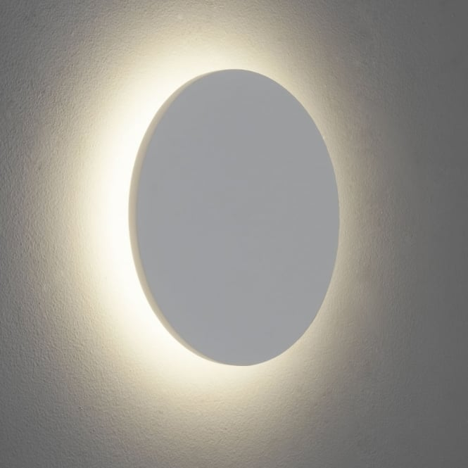 Astro Eclipse Round 250 LED Plaster Wall Light