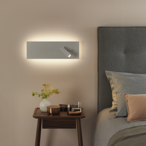 Edge Reader LED Dual Wall Light