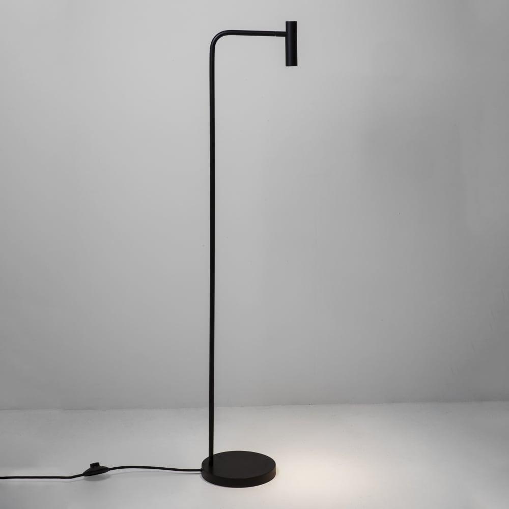 Astro Lighting 4570 Enna LED Floor Lamp in Black