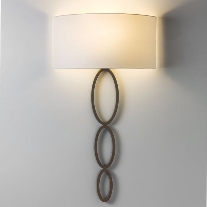 Astro **EX-DISPLAY** Valbonne Wall Light in Bronze