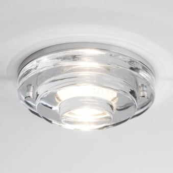 Frascati 230v Round IP65 Bathroom Downlight