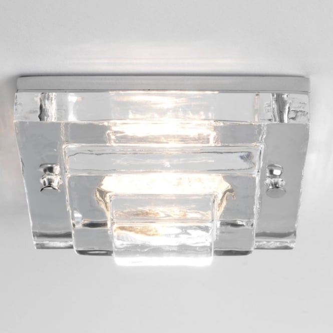 Astro Frascati 230v Square IP65 Bathroom Downlight