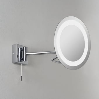 Gena Illuminated Magnifying Mirror