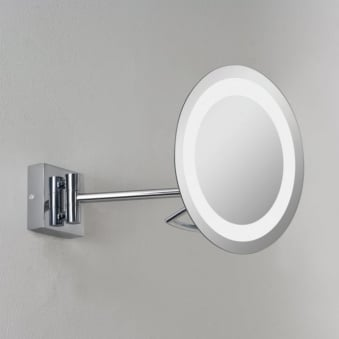 Gena Plus Energy Saving Illuminated Magnifying Mirror