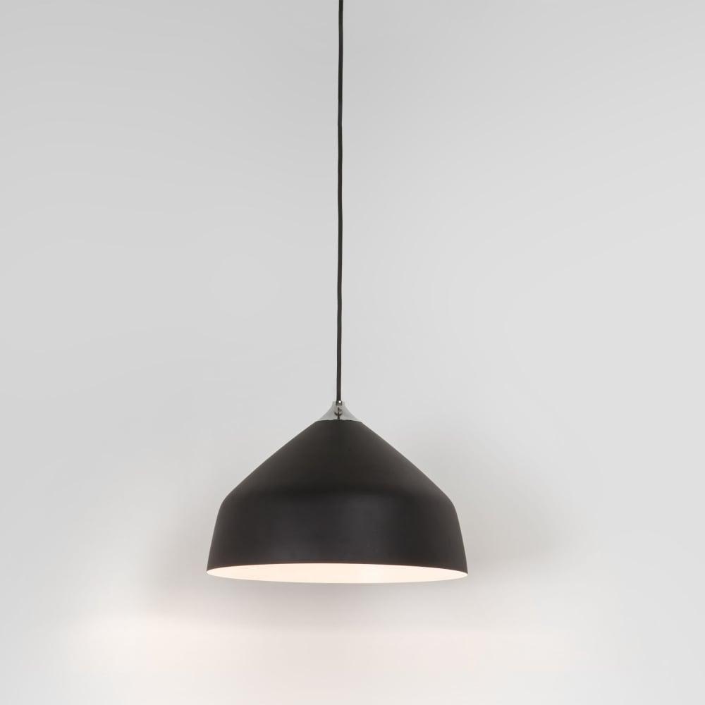 Ginestra 300 Pendant Light In Black