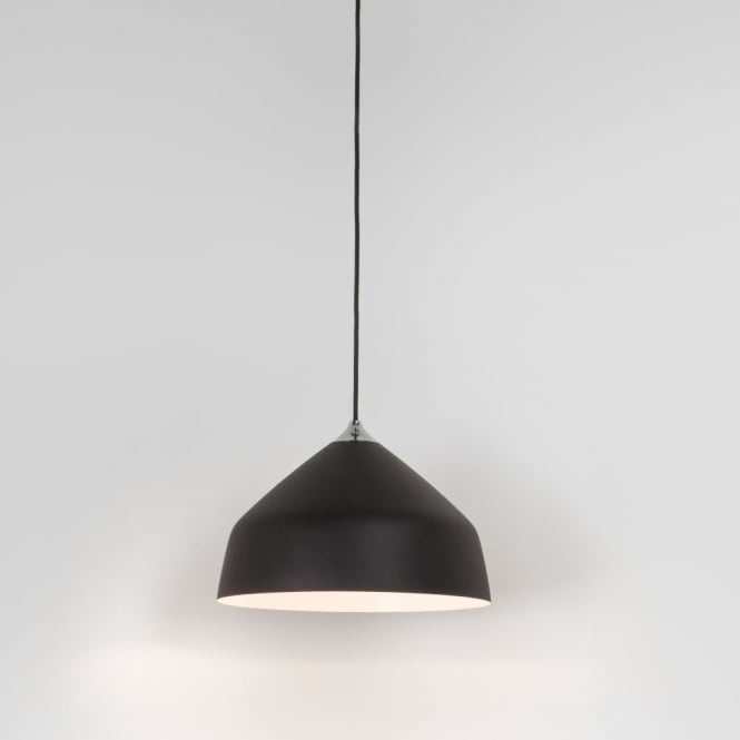 Astro Ginestra 300 Pendant Light in Black