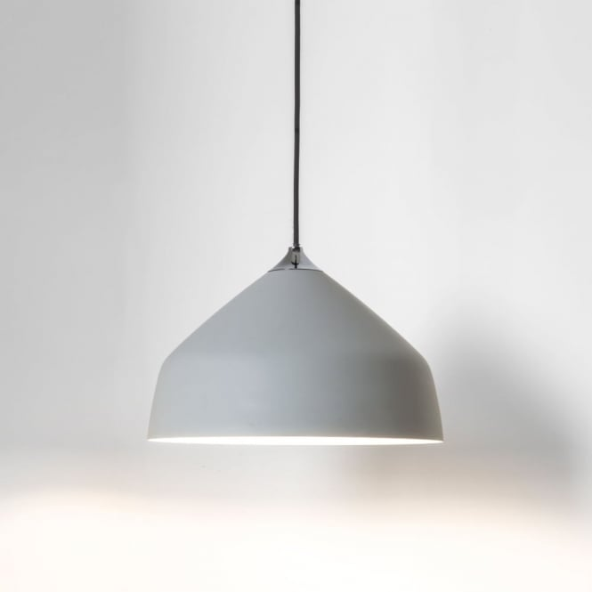 Astro Ginestra 300 Pendant Light in Grey