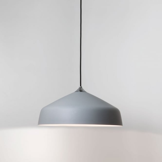 Astro Ginestra 400 Pendant Light in Grey