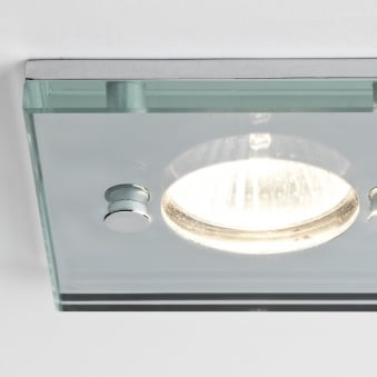 Ice Square Front Assembly Spare Glass