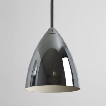 Joel 170 Pendant Light in Chrome