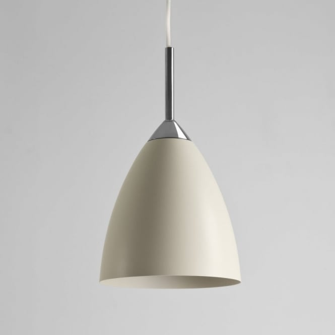Astro Joel 170 Pendant Light in Cream