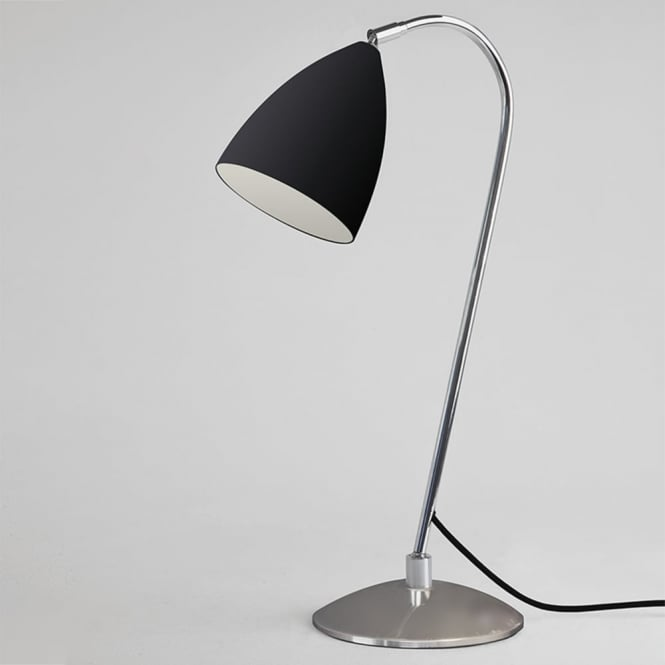 Astro Joel Adjustable Switched Table Light in Black