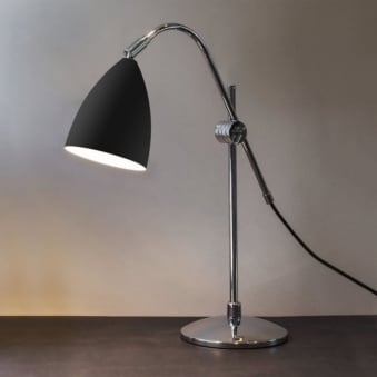 Joel Grande Desk Table Light in Black