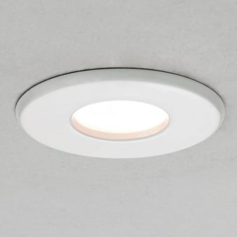 Kamo LED IP65 Bathroom Downlight in White