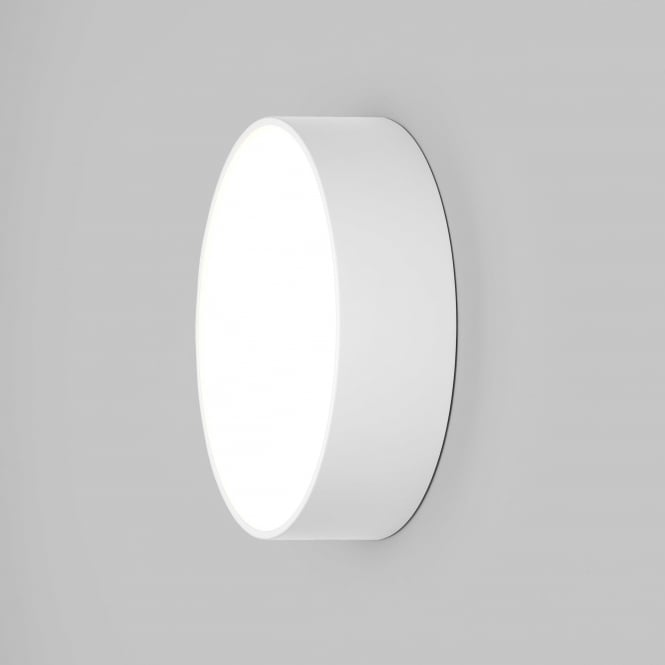 Astro Kea 250 IP65 LED Wall Light in White