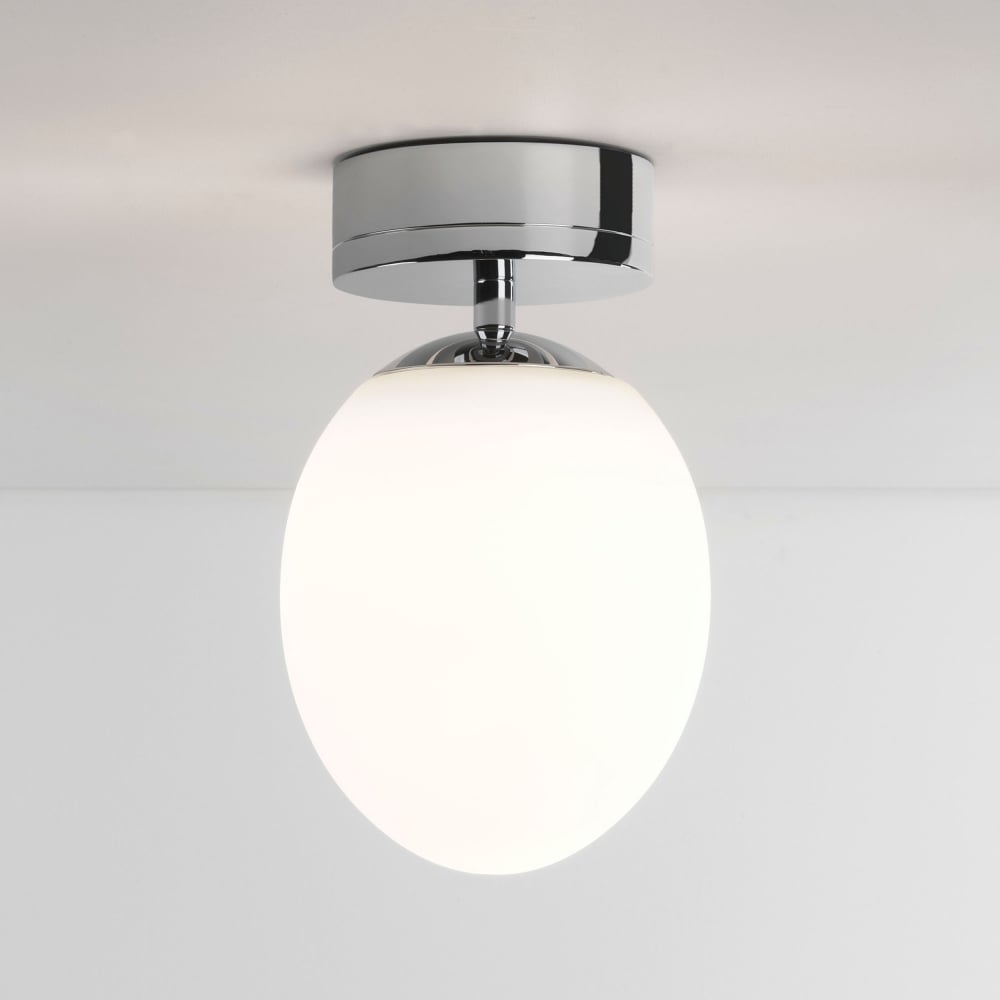 Astro Kiwi Ip44 Led Bathroom Ceiling Light In Chrome
