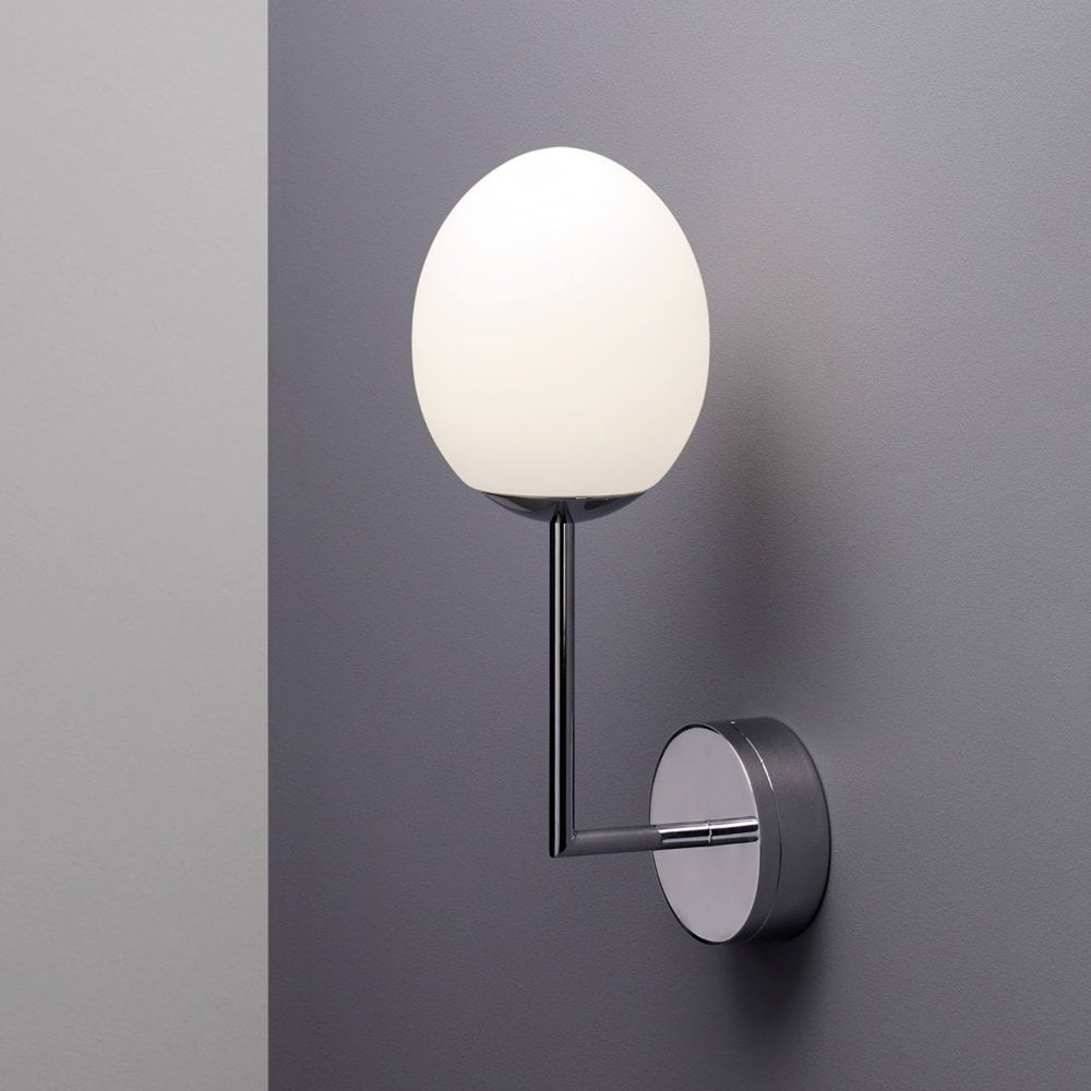 Led Bathroom Wall Lights Uk: Astro Lighting 8010 Kiwi IP44 LED Bathroom Wall Light In