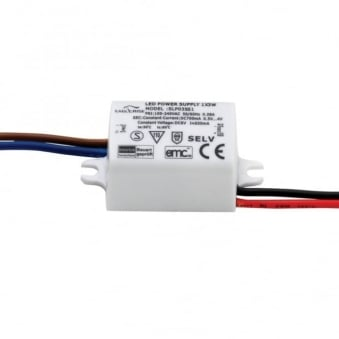 LED Driver 350mA 3W Constant Current