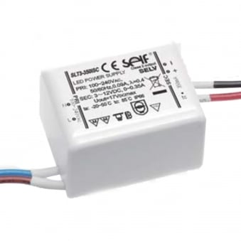 LED Driver Constant Current 350mA 1.1-3W