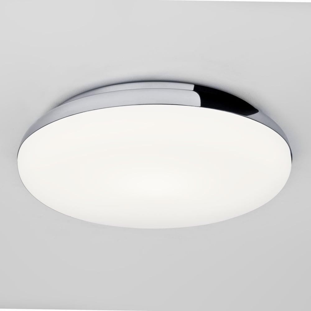 Altea ip44 chrome bathroom ceiling light
