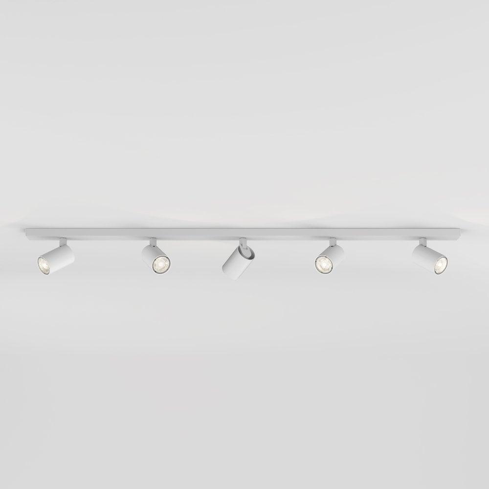 outlet store 0d49f 6d2dd Ascoli Five Light Bar Spotlight in White