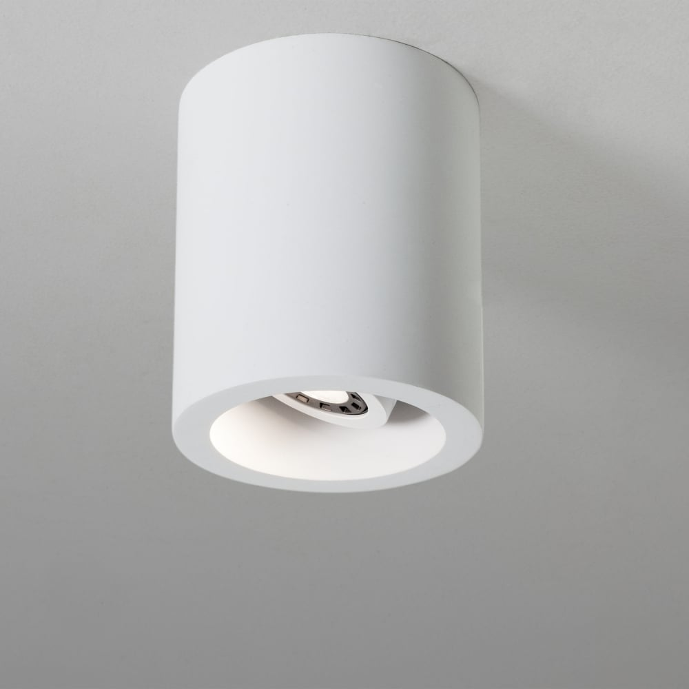 Osca 140 Adjustable Round Surface Mounted Downlight