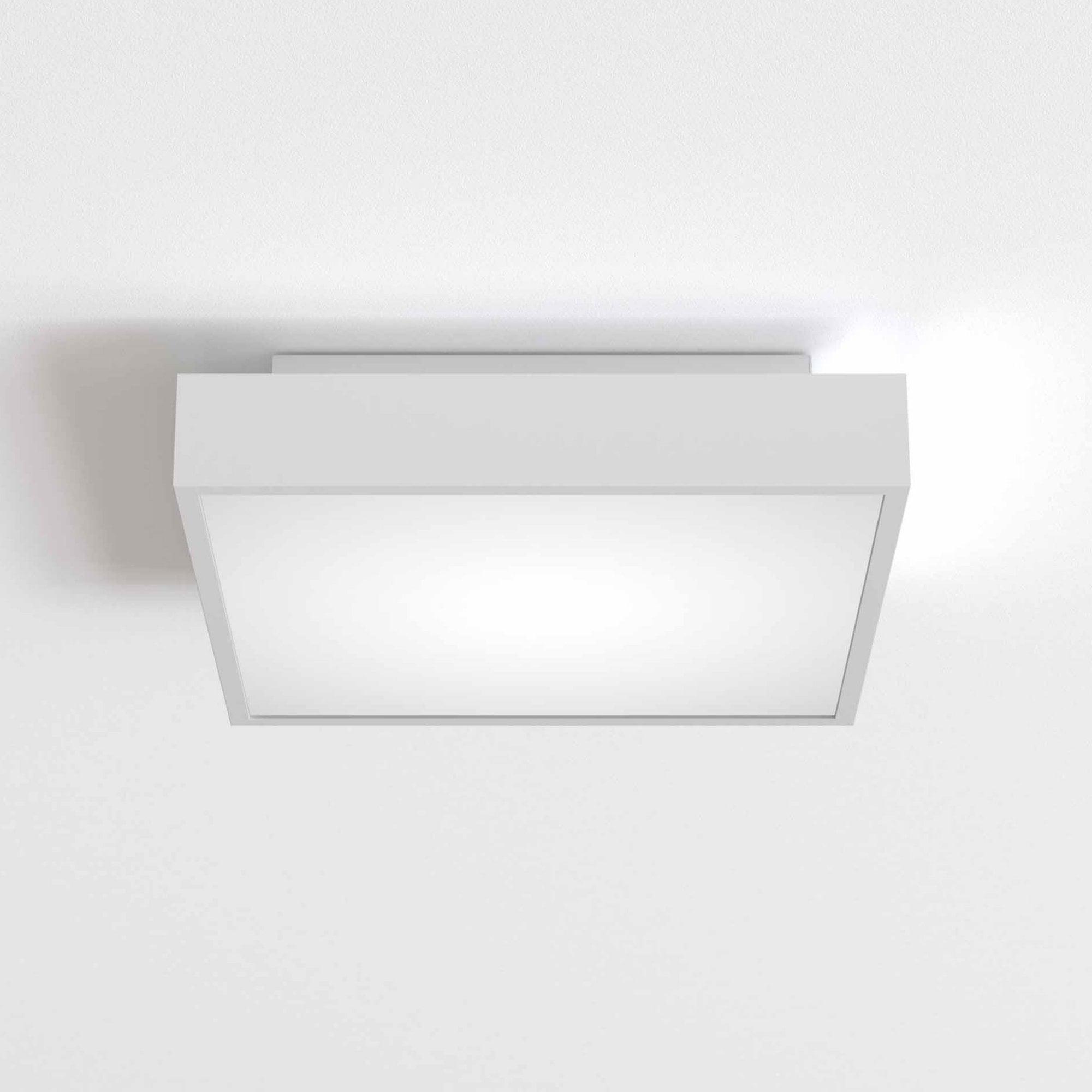 Astro Lighting Taketa 400 Led Bathroom Ceiling Light In Matt White
