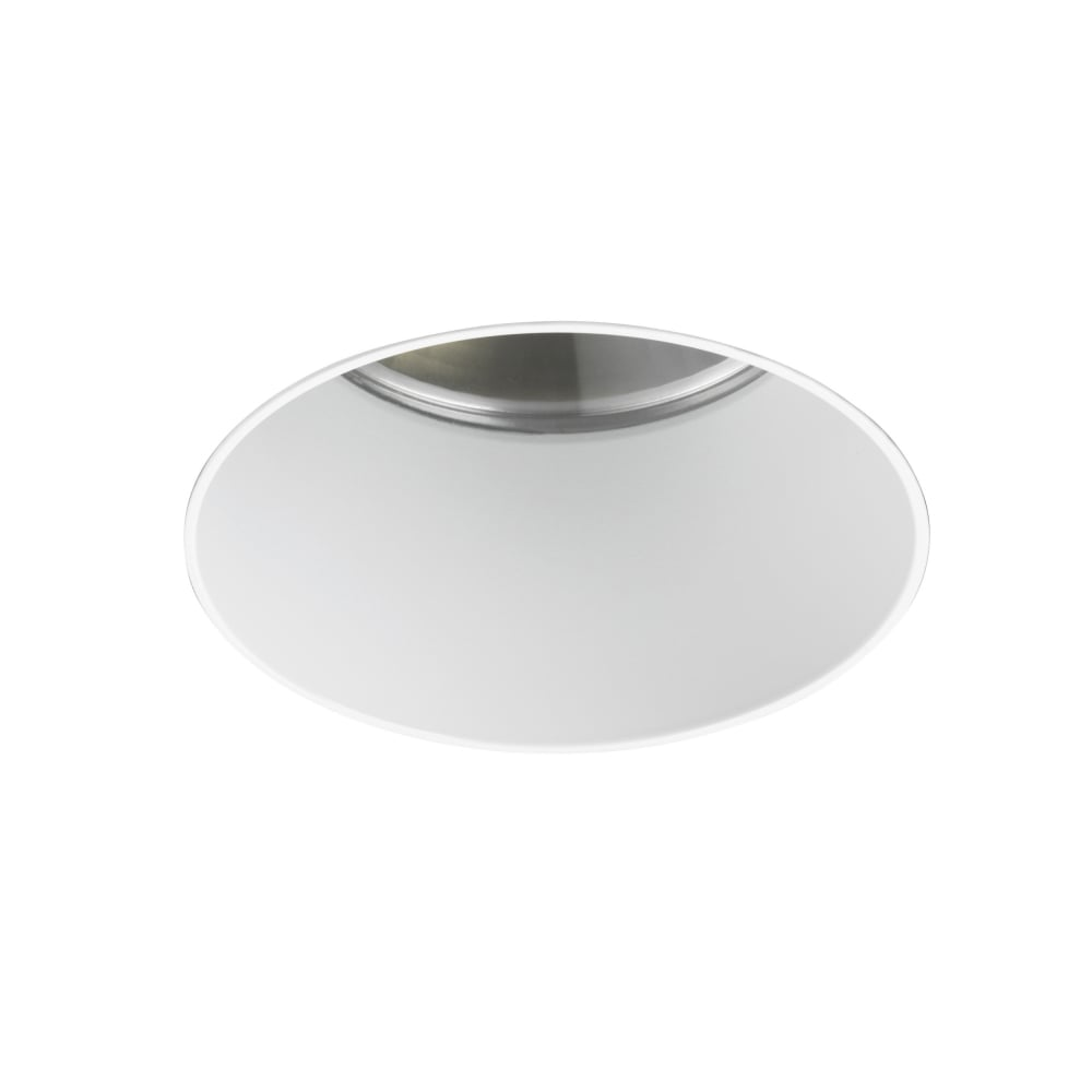 Round Recessed Ceiling Light: Astro Lighting 5789 Void Round 80 IP65 FireRated Recessed