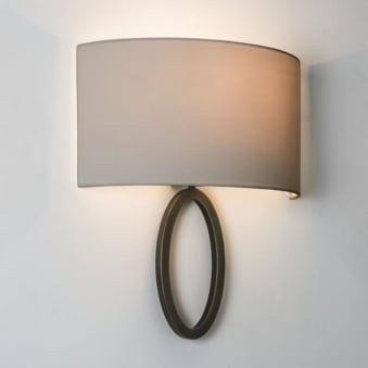 Lima Bronze Wall Light