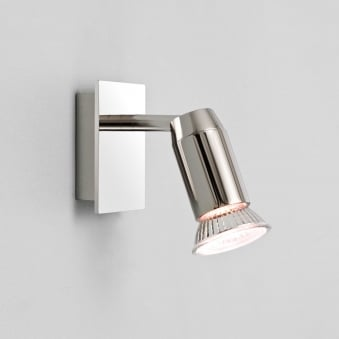 Magna Polished Nickel Single Spotlight