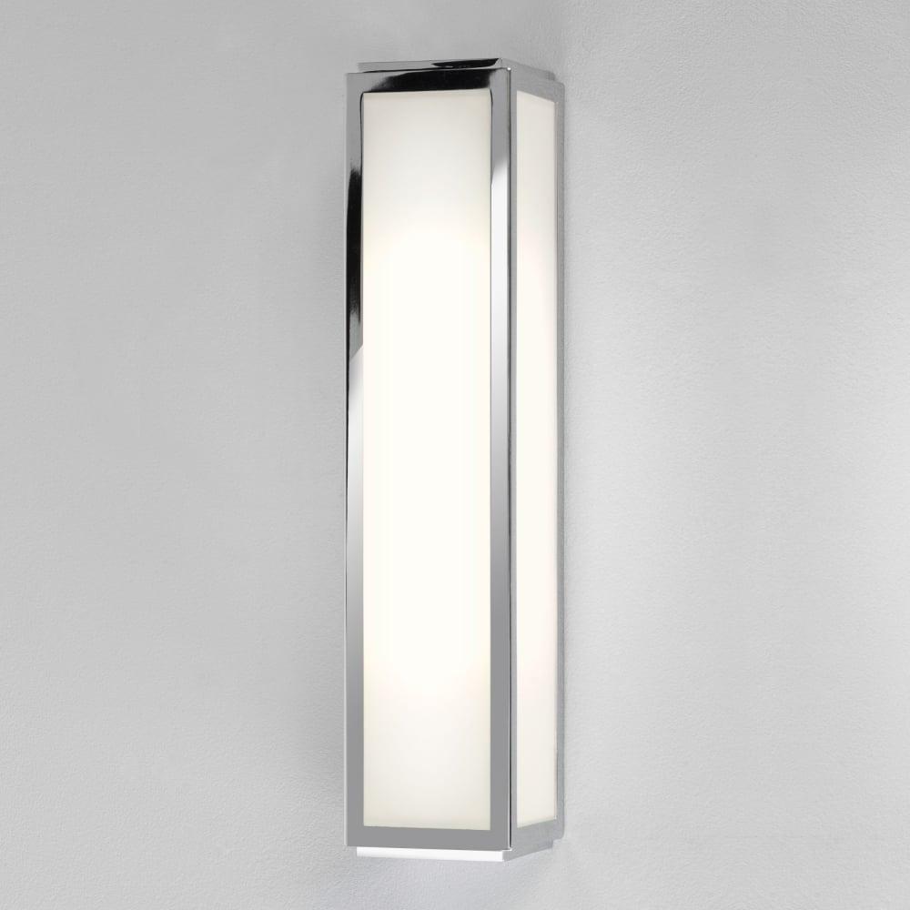 Classic Chrome Wall Lights : Astro Mashiko 360 Classic Wall Light in Chrome - Fitting Type from Dusk Lighting UK