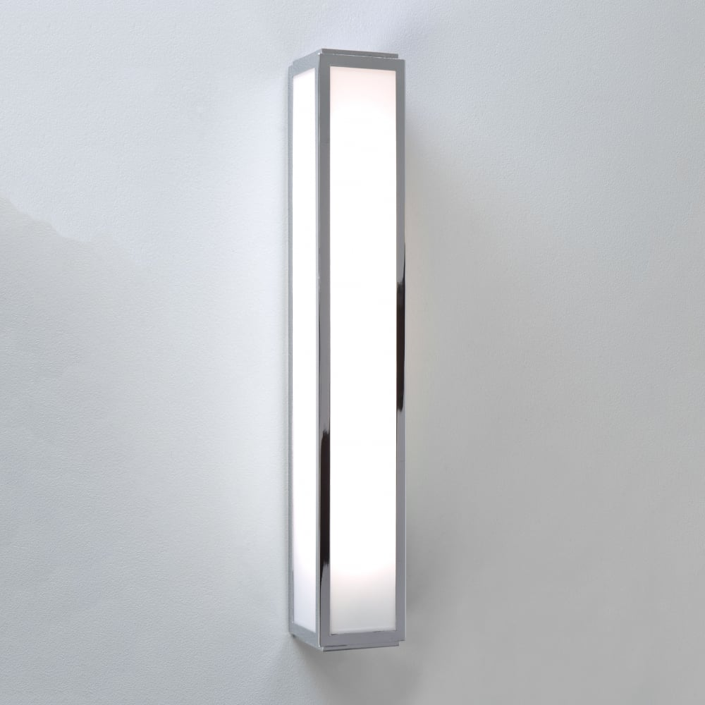 Wall Lights For Shower Room : Astro Lighting 7134 Mashiko 600 LED IP44 Bathroom Wall Light in Chrome