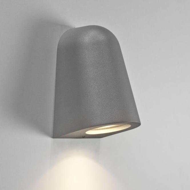 Exterior Wall Lights Ip65 : Astro Lighting 7144 Mast IP65 Silver Exterior Wall Light