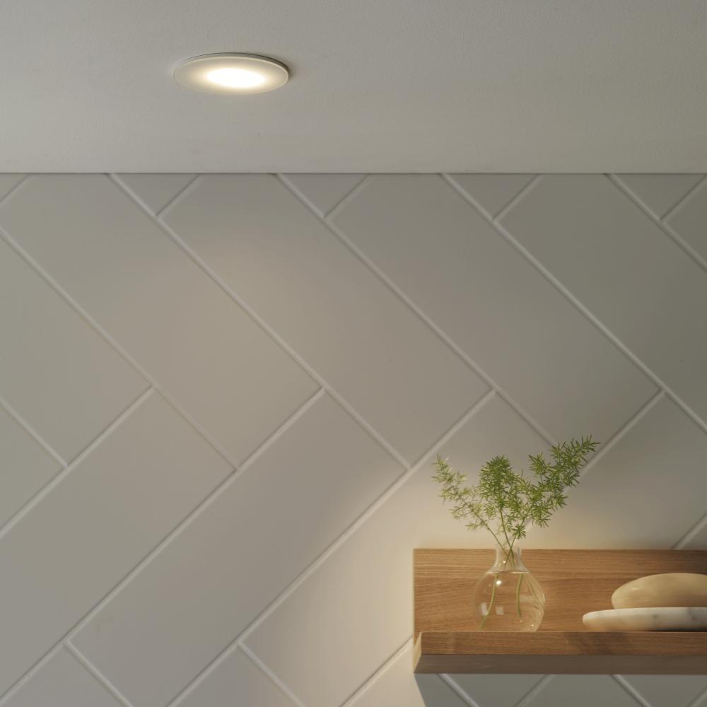 Mayfair Recessed Adjustable Interior LED IP65 Downlight