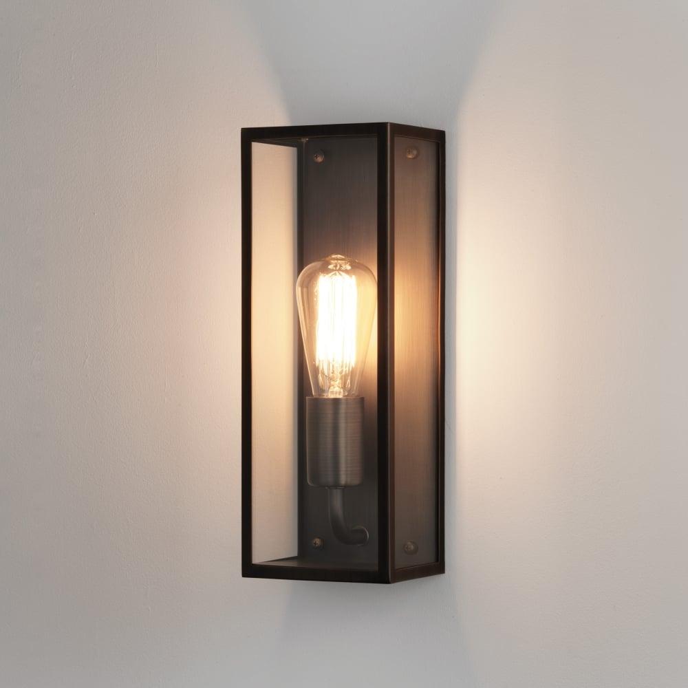 Astro Lighting 7861 Messina 130 Bronze Exterior Ip44 Box