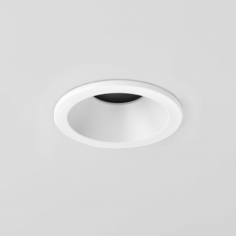 Minima 230v IP65 Recessed Downlight in White