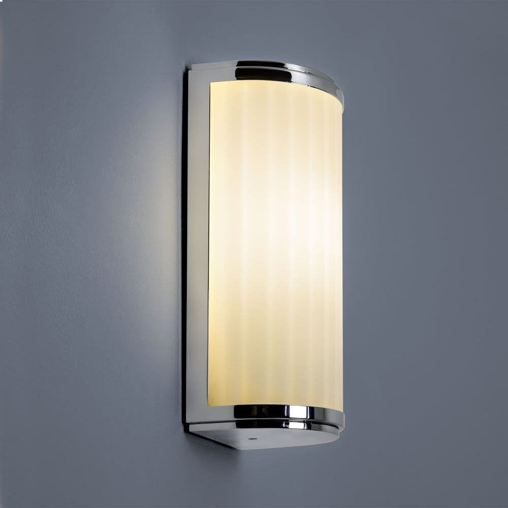 Astro Lighting 0952 Monza Classic 250 IP44 Bathroom Wall Light Chrome