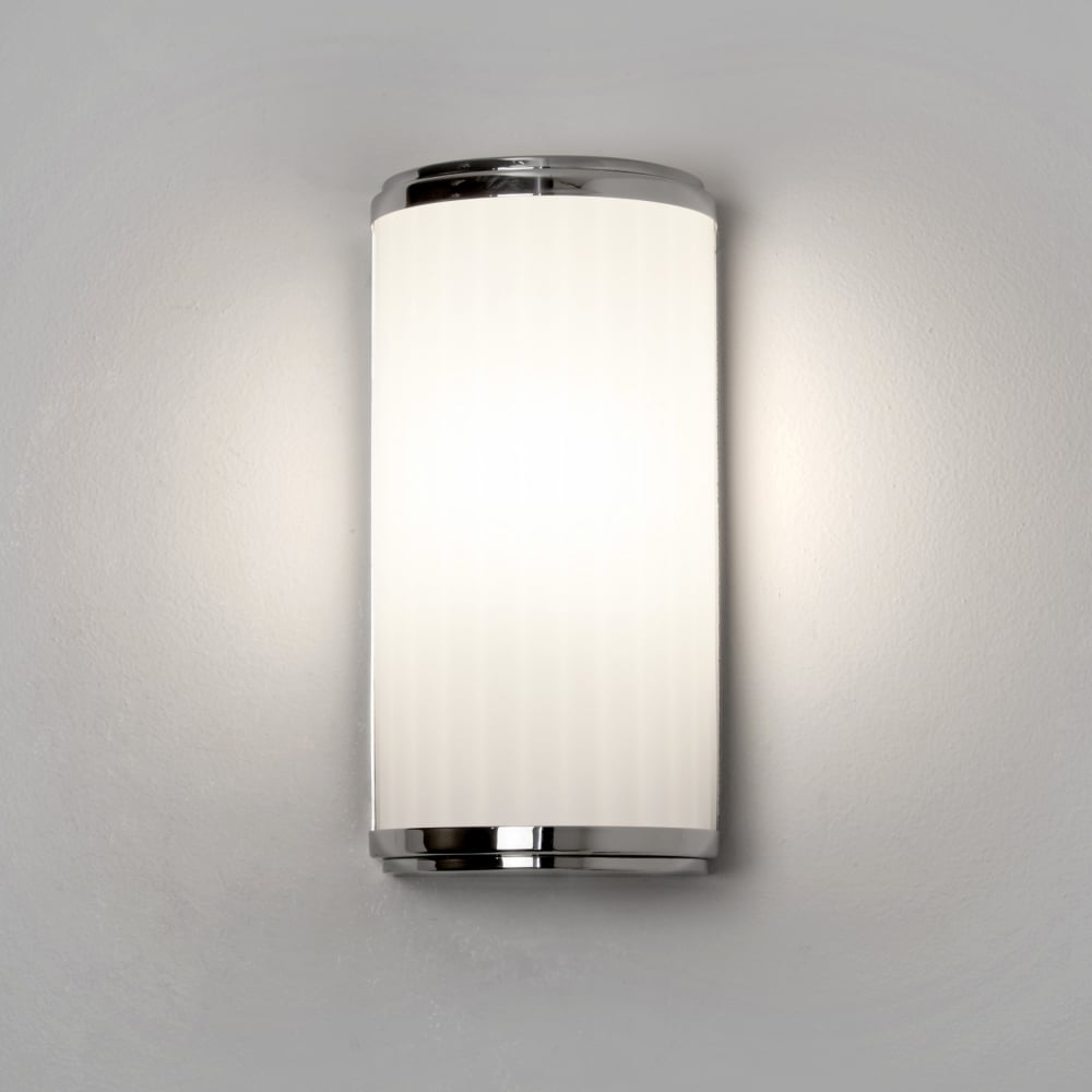 Led Bathroom Wall Lights Uk: Astro Lighting 7839 Monza LED 250 IP44 Bathroom Wall Light