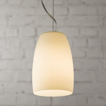 Nevada 150 Opal Glass Pendant Light