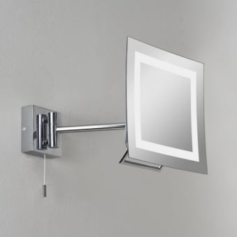 Niro Illuminated Magnifying Mirror