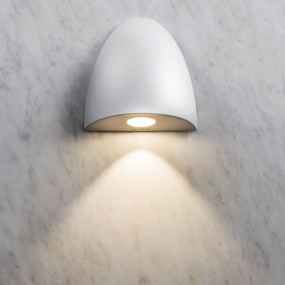 Astro lighting 7370 orpheus 3w white ip65 led recessed wall light orpheus 3w white ip65 led wall light arubaitofo Image collections