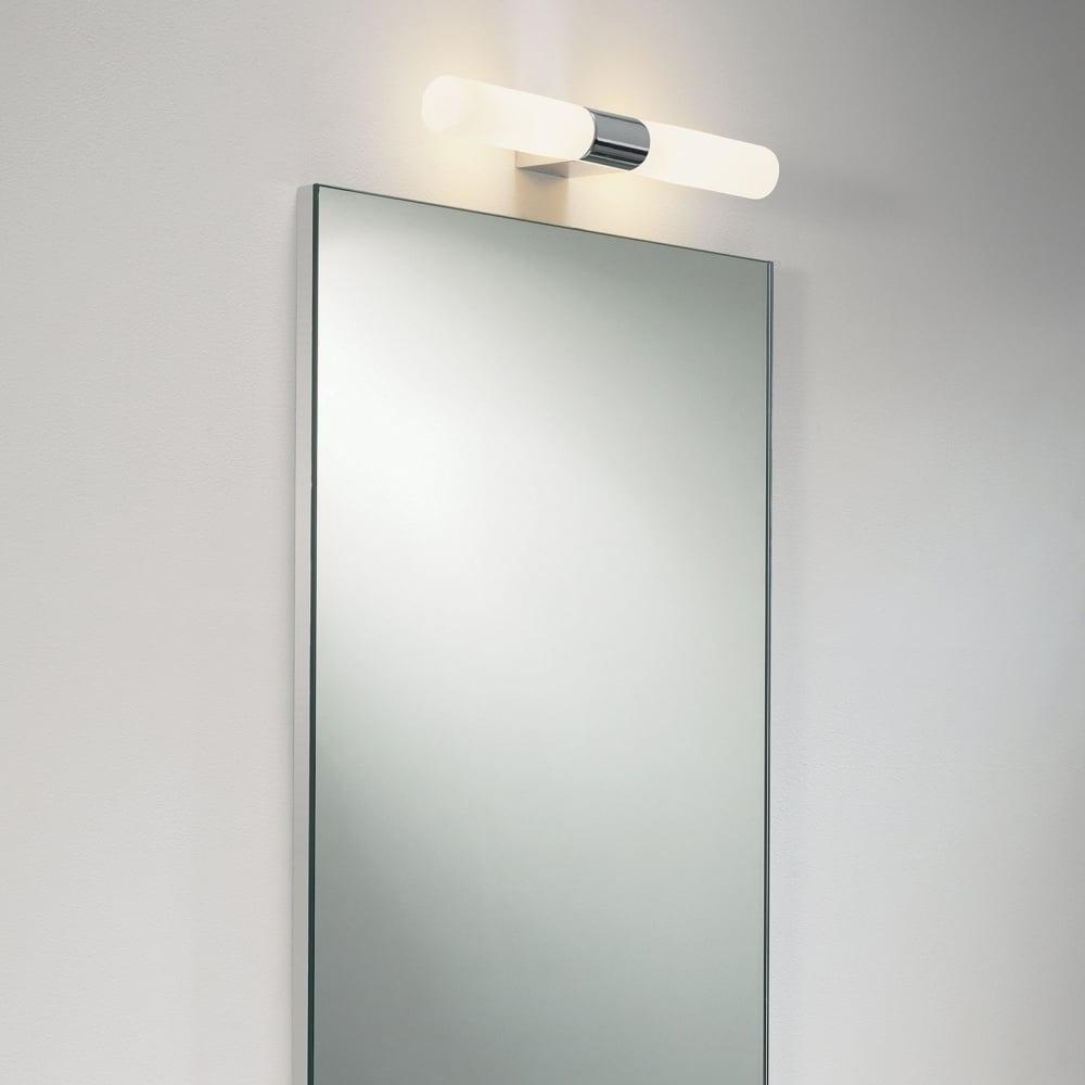 Bathroom Lights Ip44 astro lighting 0650 padova ip44 bathroom light in polished chrome