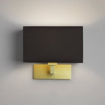 Park Lane Grande Matt Gold Wall Light