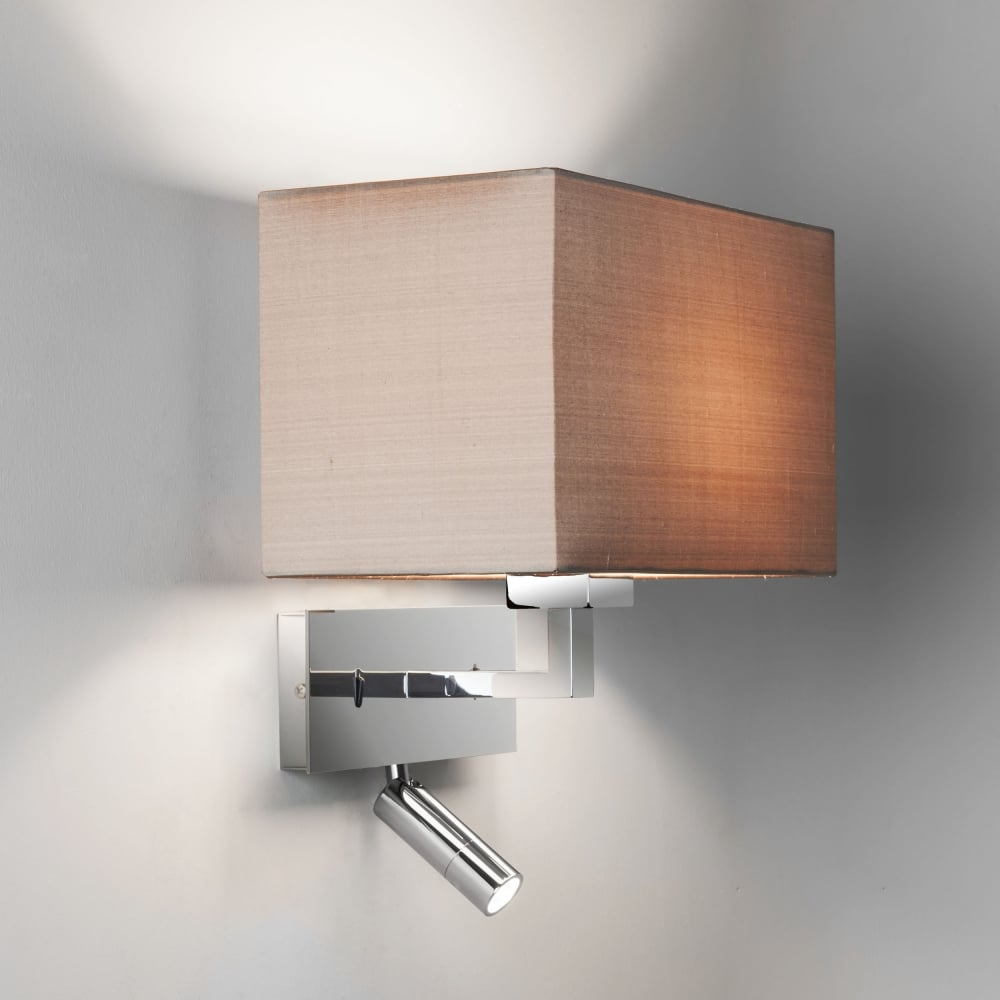 Astro lighting 7467 park lane reader dual wall light polished chrome park lane reader dual wall light in polished chrome mozeypictures Images