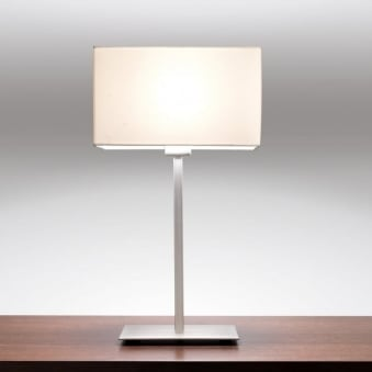Park Lane Table Lamp in Matt Nickel