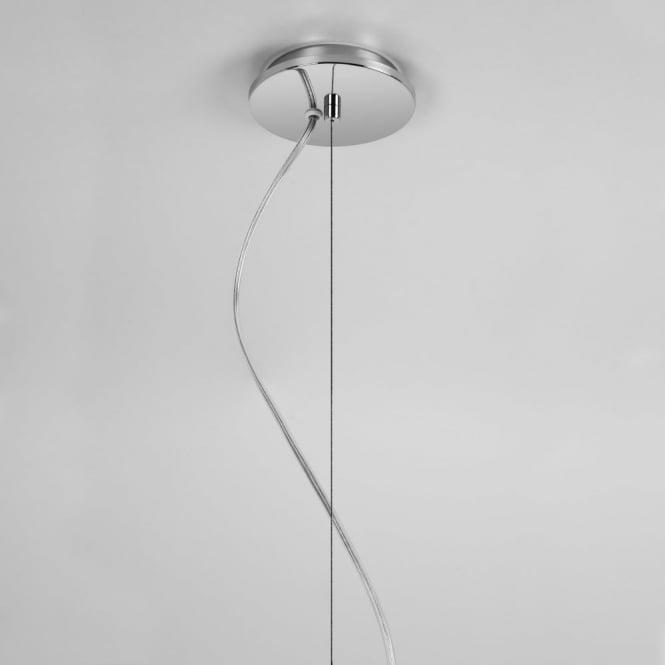 astro lighting 7070 pendant suspension kit in chrome. Black Bedroom Furniture Sets. Home Design Ideas